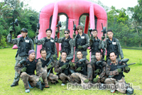 paintball games bali
